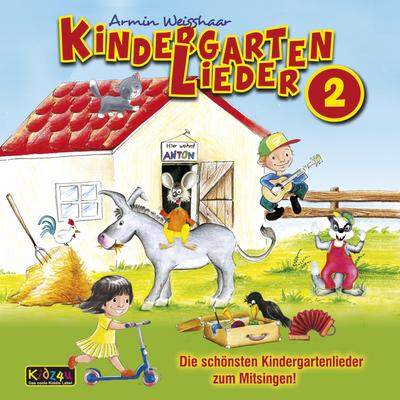 Kindergartenlieder 2, Audio-CD