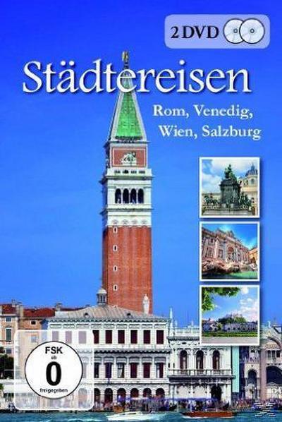 Städtereisen - Rom, Venedig, Wien, Salzburg