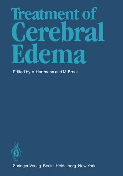 Treatment of Cerebral Edema