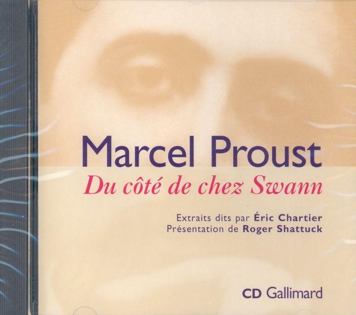 Du cote de chez Swann. CD Marcel Proust