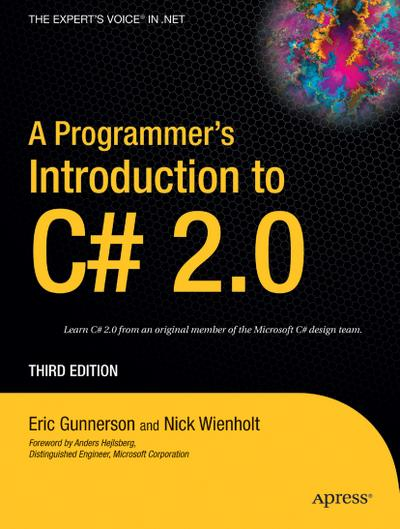 A Programmer's Introduction to C# 2.0
