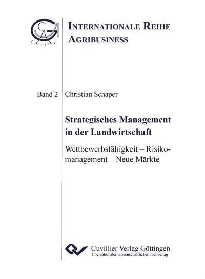 Strategisches Management in der Landwirtschaft