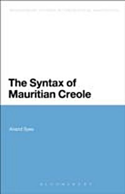 Syntax of Mauritian Creole