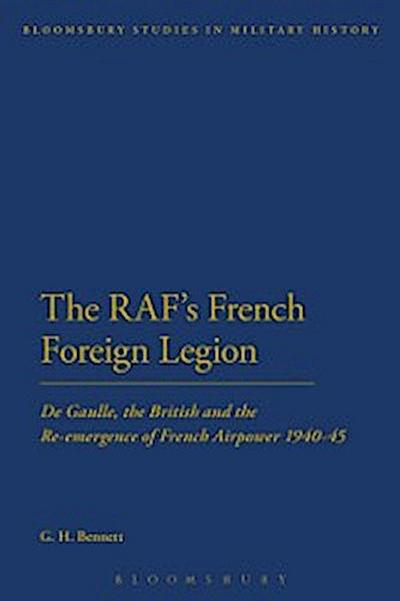 RAF's French Foreign Legion
