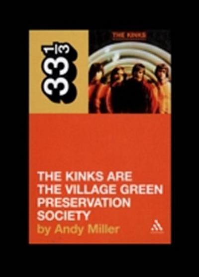Kinks' The Kinks Are the Village Green Preservation Society