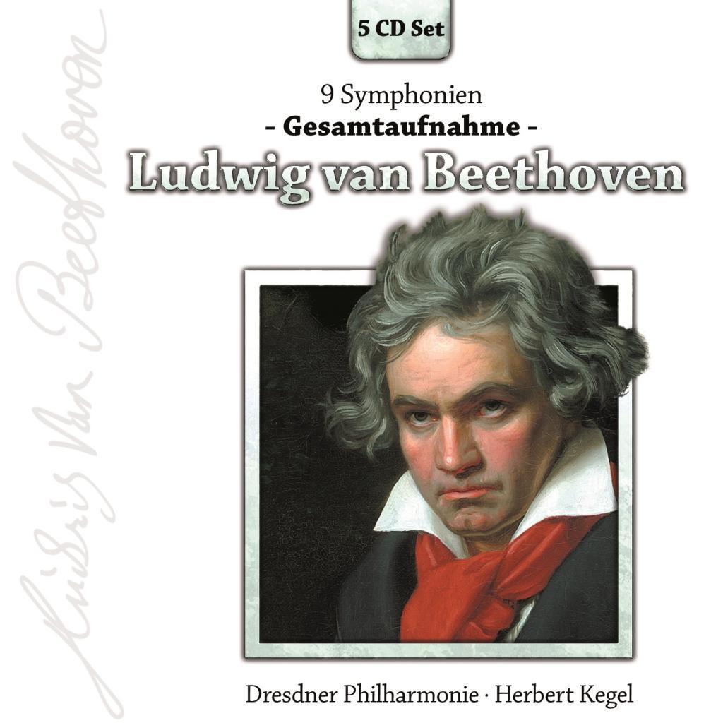 9 Symphonien Ludwig van Beethoven