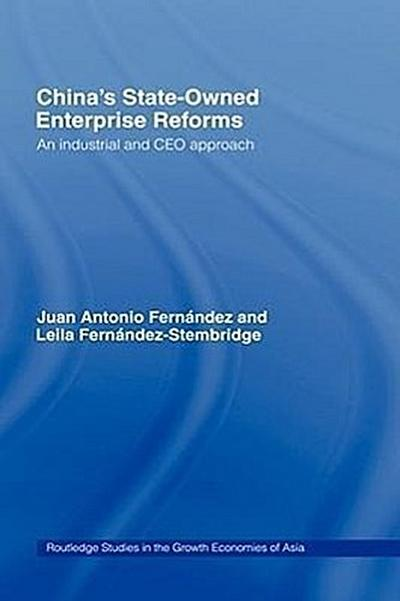 China's State-Owned Enterprise Reforms