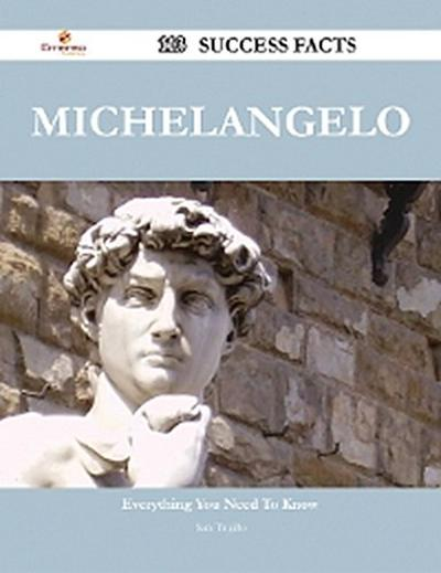 Michelangelo 113 Success Facts - Everything you need to know about Michelangelo