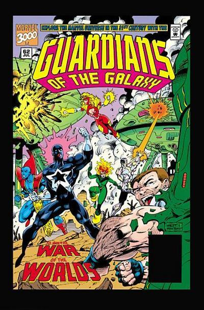 Guardians of the Galaxy Classic: In the Year 3000 Vol. 3