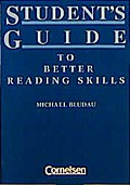 Student's Guide to Better Reading Skills