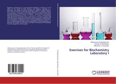 Exercises for Biochemistry Laboratory I