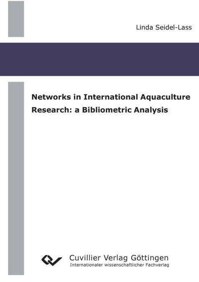 Networks in International Aquaculture Research: a Bibliometric Analysis