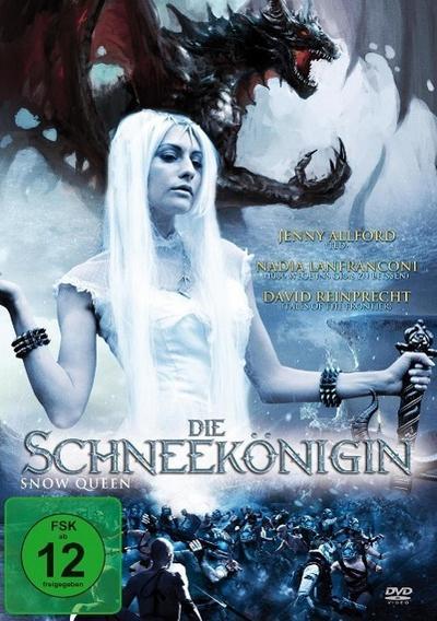 Die Schneekönigin (Dvd)