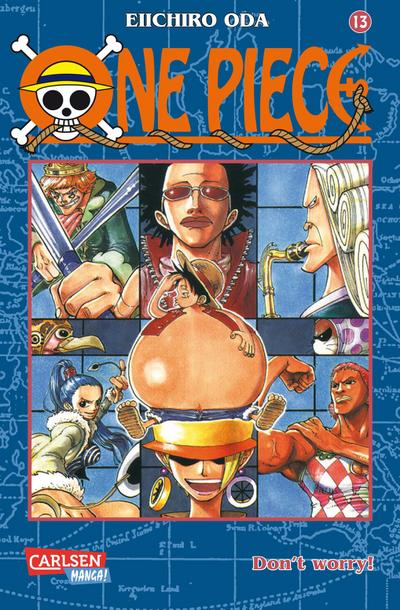 One Piece 13. Don't worry!