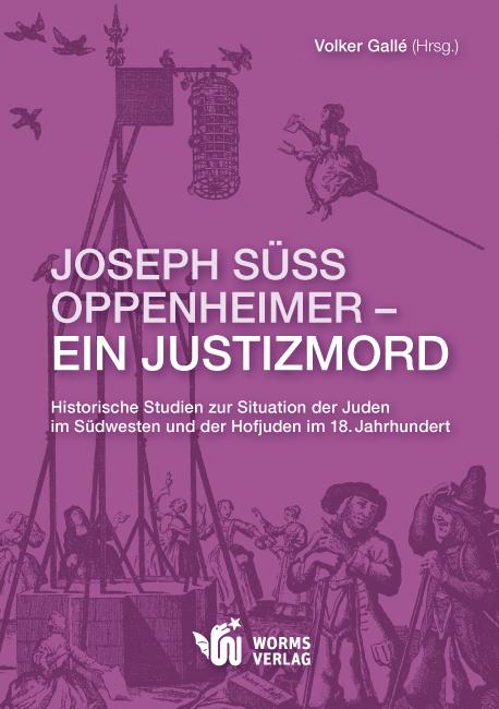 Joseph Süss Oppenheimer - Ein Justizmord Volker Gallé