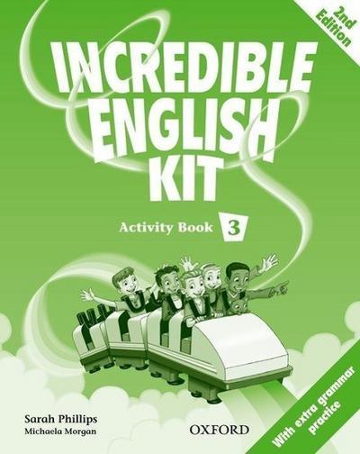 INCREDIBLE ENGLISH KIT 3 AB 2E