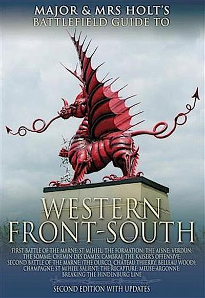 Major and Mrs Holt's Concise Guide Western Front South