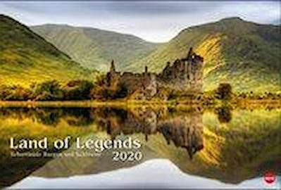 Land of Legends 2020 58x39cm