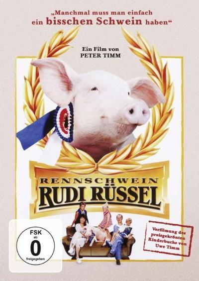 Rennschwein Rudi Rüssel
