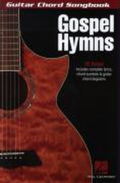 Guitar Chord Songbook - Gospel Hymns