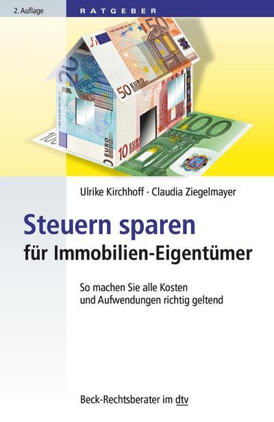 Steuern sparen für Immobilien-Eigentümer