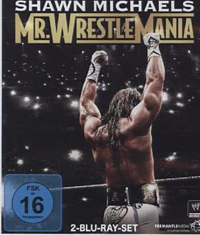 Shawn Michaels - Mr. Wrestlemania [Blu-ray]