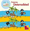 Kleiner Rätselspaß. Finde den Unterschied; Rätsel, Spaß, Spiele; Ill. v. Schmidt, Sandra; Deutsch; schw.-w.