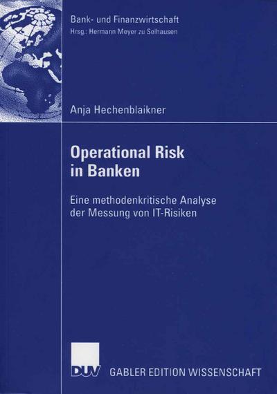 Operational Risk in Banken