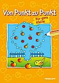 Von Punkt zu Punkt für ganz Kleine; Malbuch ab 3 Jahren; Von Punkt zu Punkt; Ill. v. Wongel, Günter; Deutsch; schw.-w. Ill.