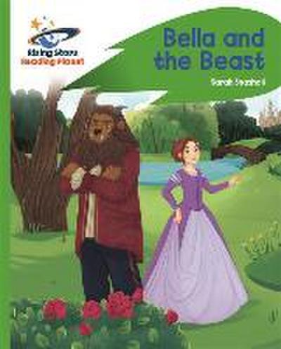 Reading Planet - Bella and the Beast - Green: Rocket Phonics