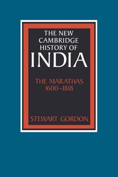 The Marathas 1600 1818
