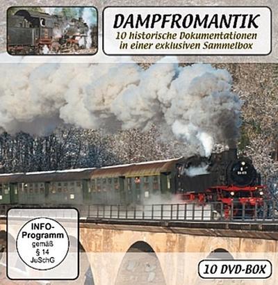 Dampfromantik, 10 DVDs