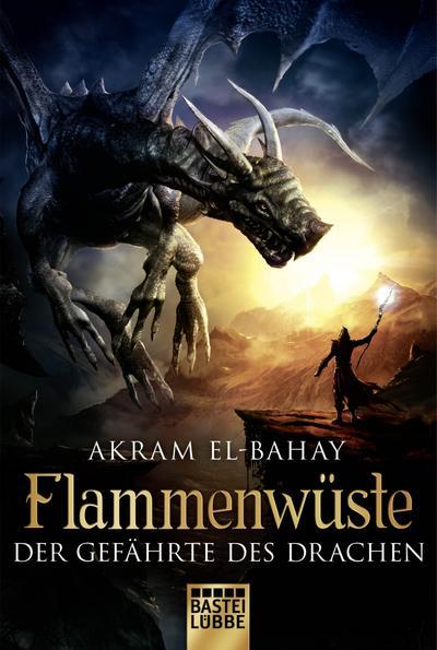 Flammenwüste - Der Gefährte des Drachen