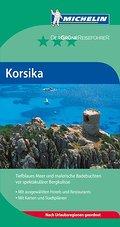 MICHELIN - Der Grüne Reiseführer: Korsika