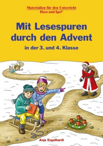 Mit Lesespuren durch den Advent in der 3. und 4. Klasse