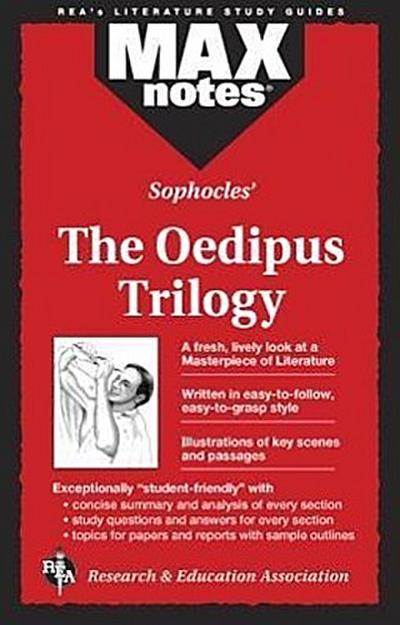 Oedipus Trilogy, the (Maxnotes Literature Guides)