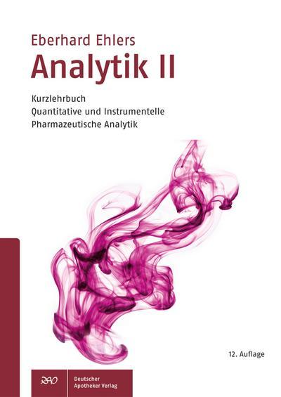 Analytik II -  Kurzlehrbuch