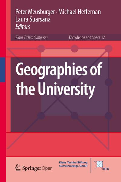 Geographies of the University