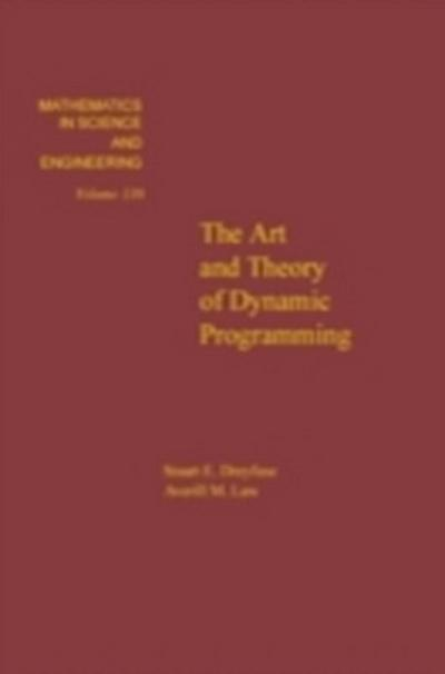 Art and Theory of Dynamic Programming