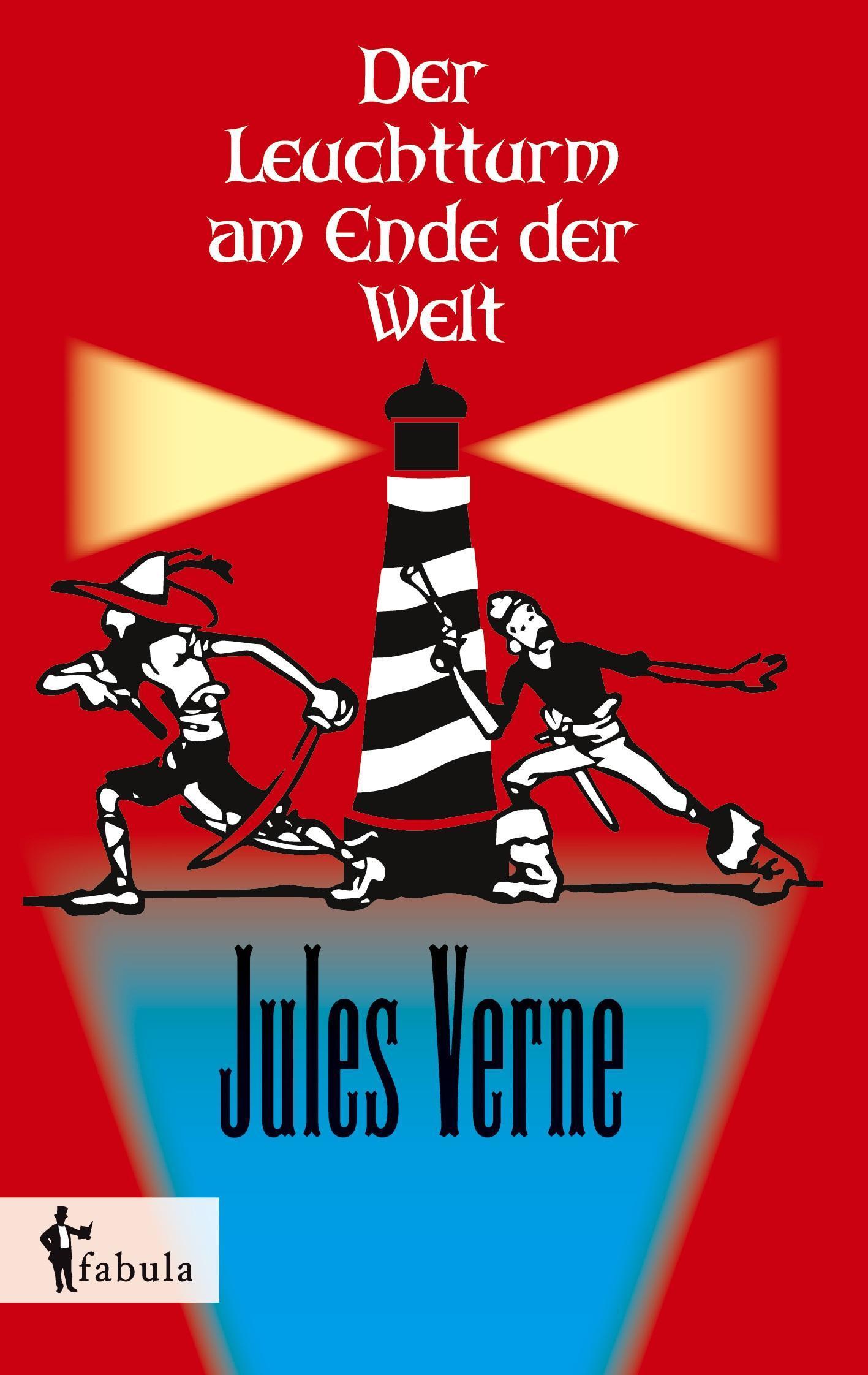 Der Leuchtturm am Ende der Welt, Jules Verne