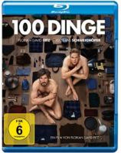 100 Dinge, 1 Blu-ray