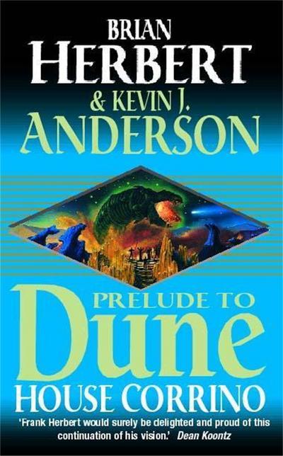 House Corrino (Prelude to Dune) - Hodder & Stoughton General Division - Taschenbuch, Englisch, Brian Herbert, Kevin J. Anderson, ,