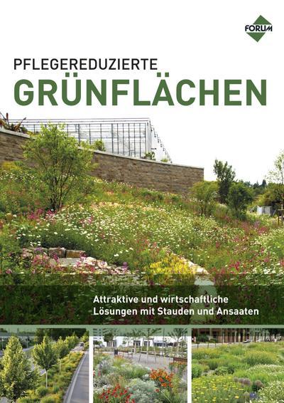 Pflegereduzierte Grünflächen