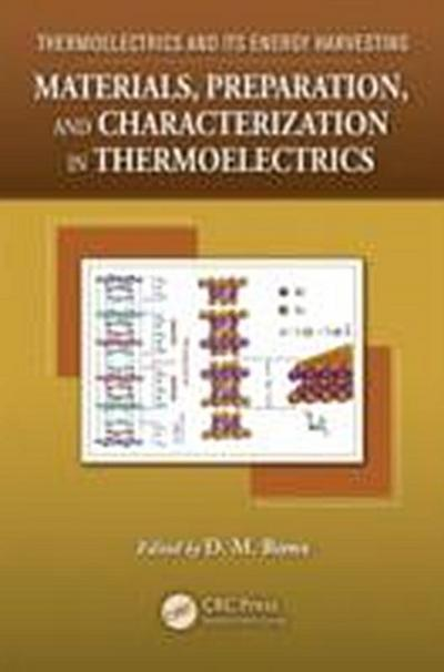 Materials, Preparation, and Characterization in Thermoelectrics