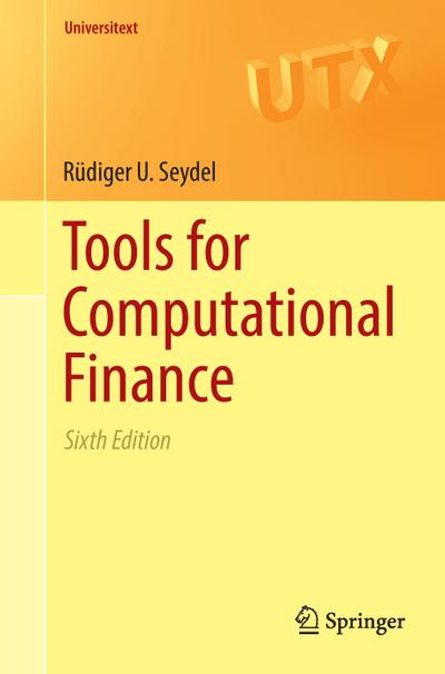 Tools for Computational Finance