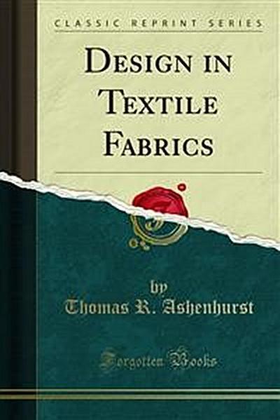 Design in Textile Fabrics