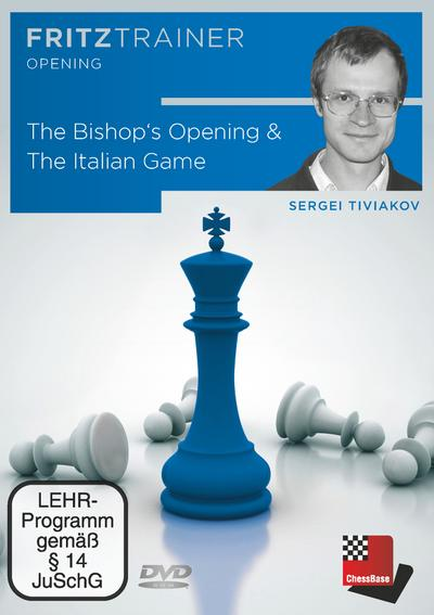 The Bishop's Opening & The Italian Game. A complete repertoire for White against 1.e4 e5