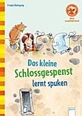 Das kleine Schlossgespenst lernt spuken: Der Bücherbär: Mein LeseBilderbuch: