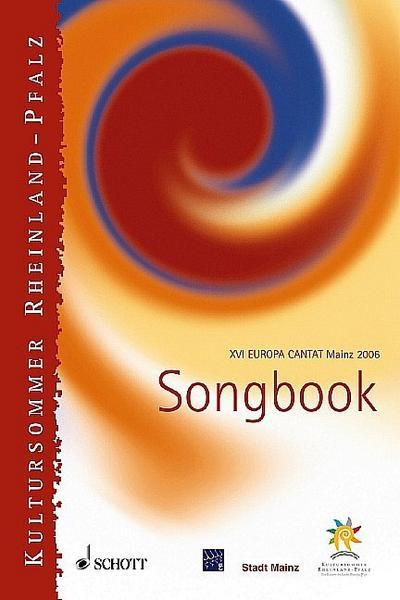 XVI Europa Cantat Mainz 2006 Songbook