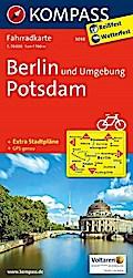 Berlin und Umgebung - Potsdam 1 : 70 000